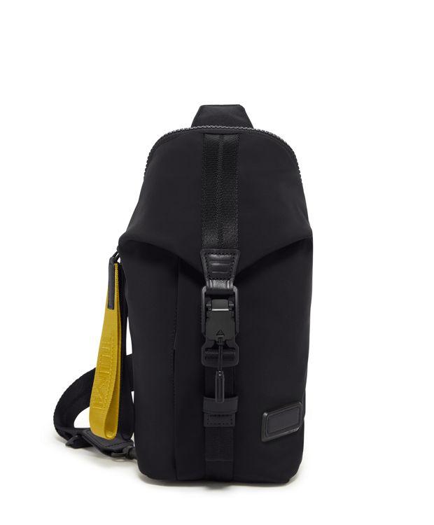 黑Bozeman胸包