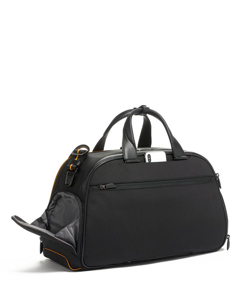 黑Quantum旅行袋