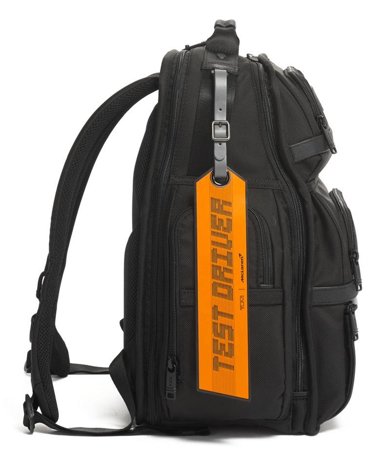 木瓜橙/灰色Nivolet行李牌